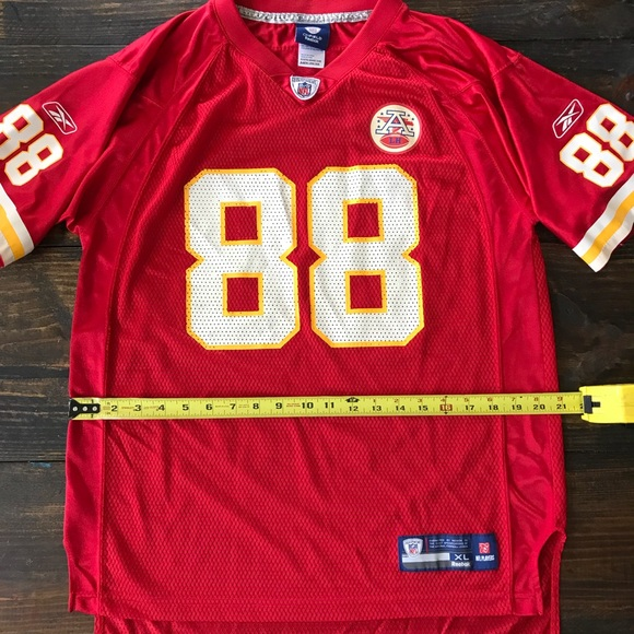 Tony Gonzalez NFL Jersey Youth XL Or Adult Small
